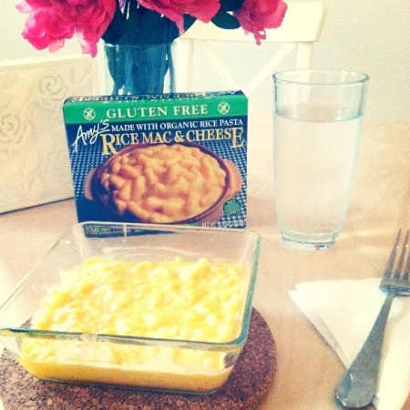 Amy's Gluten Free Mac and Cheese