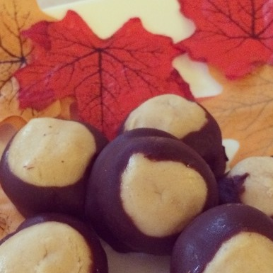 How to Make Buckeyes Recipe 2