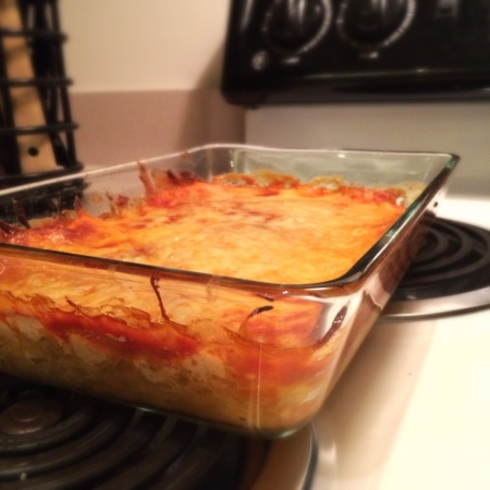 How to Make Spaghetti Squash Lasagna