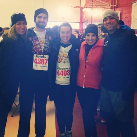 Naperville Turkey Trot